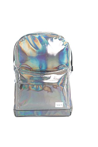 SPIRAL OG Backpack Silver Rave School Bag 1140-OG SPIRAL Bags