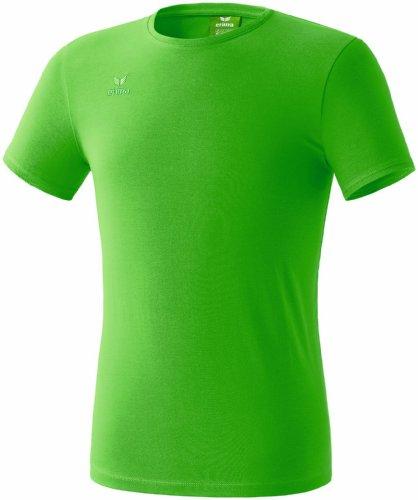 Erima Casual Basics T-Shirt Homme, Vert, FR (Taille Fabricant : XXXL)