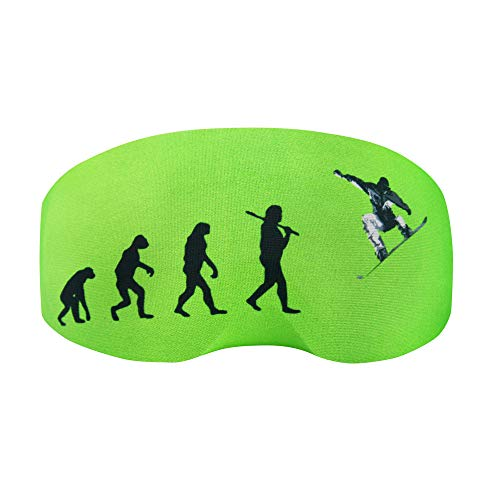 Coolcasc COOLMASC Funda para Gafas de Esqui SKI Evolution