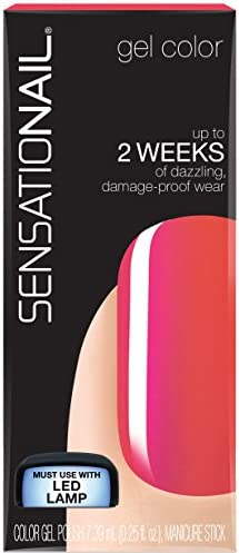 Sensationail Gel Color Health and Beauty Tropical Punch product image