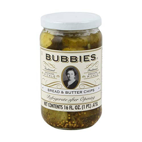 Bubbies Of SF, Pickles Dill Kosher, 16 Fl Oz