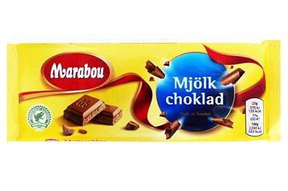 MARABOU MJÖLK VOLLMILCH 1,6kg Incl. Goodie von Flensburger Handel