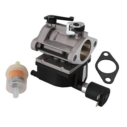 Dokili Carburador para Tecumseh OHV160 OHV165 OHV170 OHV175 OHV180, repuesto para motores 640330A 640072A 640072A 640330 640034 640034A 640159 con junta