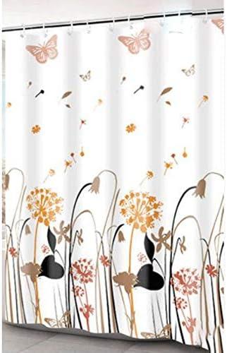 Sale item GyLazhuzizyl Denver Mall Shower Curtain Liner Fabric PE 78.7