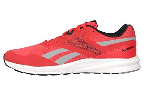 Reebok Runner 4.0, Zapatillas para Hombre, Multicolor (RADRED/PUGRY4/NEGRO)