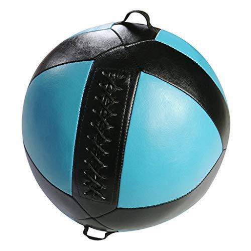 Lone-WY - Balón medicinal hecho mano costuras reforzadas