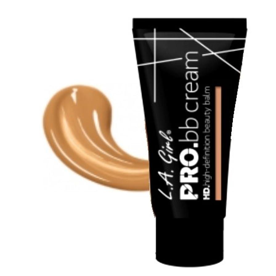 収縮ロープ知る(3 Pack) LA GIRL HD Pro BB Cream - Medium (並行輸入品)