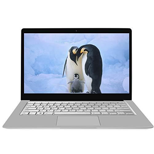 Jumper EZbook S5 - Ordenador portátil FHD de 14 Pulgadas, procesador Intel Atom E3950, 8 GB de RAM, 360 GB de extensión de Tarjeta EMMC / Windows 10/512 GB TF, extensión de Disco Duro de 1 TB SSD M.2