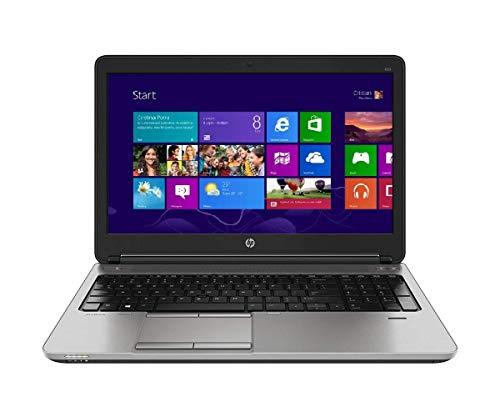 HP PROBOOK 650 G1 15.6' LAPTOP INTEL CORE i5-4300M 4th GEN 2.6GHZ WEBCAM 8GB RAM 256GB SSD WINDOWS 10 PRO 64BIT (Renewed))