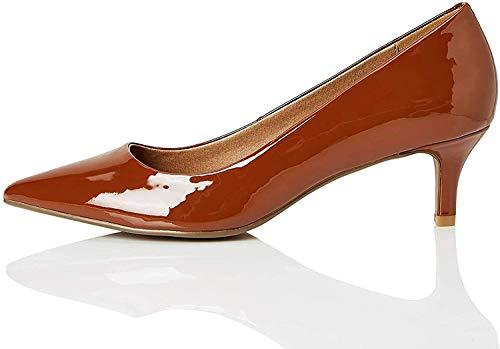 find. Zapatos de tacón con punta cerrada Mujer