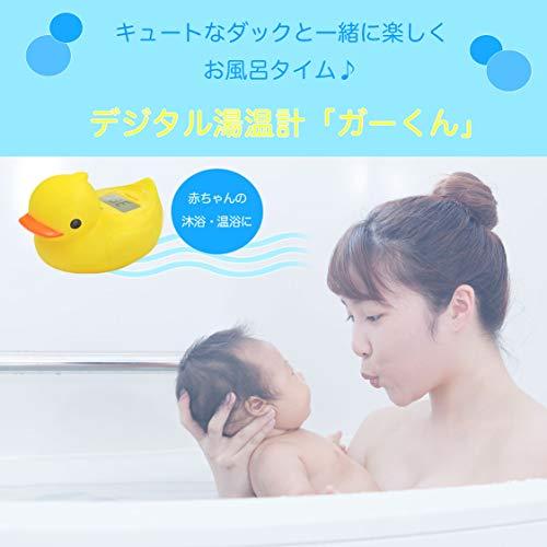 ドリテック『デジタル湯温計ガーくん』