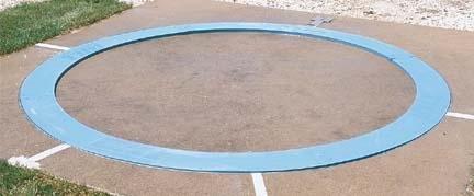 Gill Athletics Hammer Conversion Circle