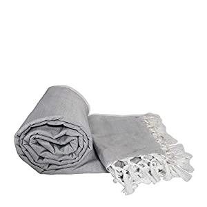 Riyashree Organic Cotton Silky Soft Bhagalpuri Dull chadar Blanket & Duvet Queen Size ( 53 * 96 in ) Dull 007