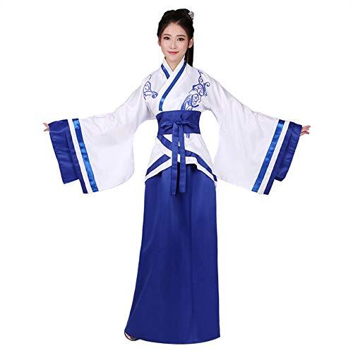 Xingsiyue Mujer Chino Hanfu Vestido, Antiguo Tradicional Disfraz Traje de Tang Ropa...