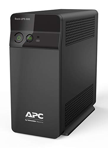 APC UPS for PC, Desktop & Home Electronics - BX600C-IN