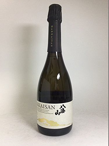 八海醸造『瓶内二次発酵酒 あわ 八海山』