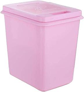 AWAING Bocaux Riz Boîte de rangement de l'épreuve de l'humidité de cuisine en plastique grain Container avec des conteneur...