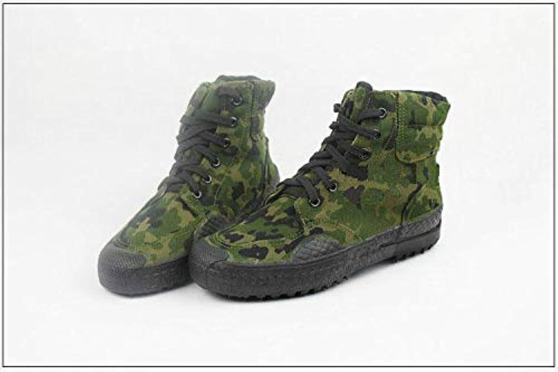 KMJBS Männer Schuhe Tarnung Hohen Gang Trainingsschuhe Hohe Hohe Hohe Größe Dauerhaften Militärischen Ausbildung bdc1da
