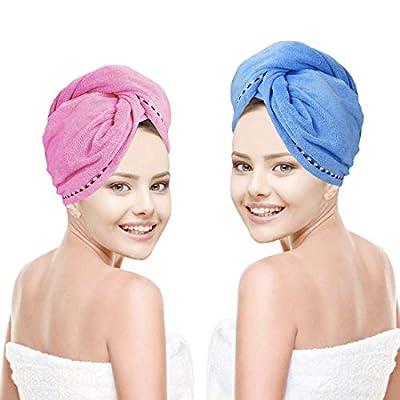 YesTree Microfiber Hair Towel