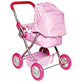 Manhattan Toy Stella Collection Baby Doll Buggy for 12' & 15' Dolls for 3 Years +