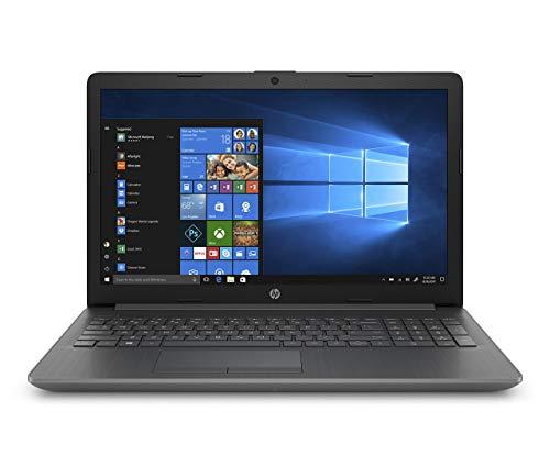 HP 15-Inch Laptop, AMD Ryzen 5 3500U Processor, 8 GB RAM, 1 TB SATA Hard Drive, Windows 10 Home with DVD Drive (15-db1040nr, Chalkboard Gray) (Renewed)