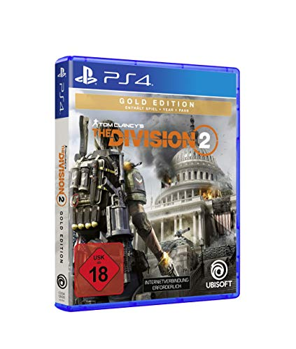 Tom Clancy's The Division 2 - Gold Edition - [PlayStation 4 - Disk]