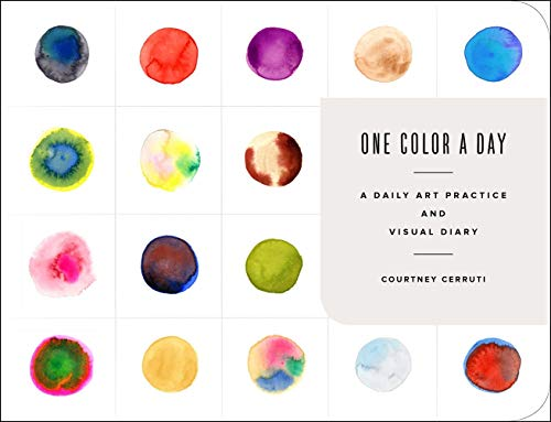 One Color a Day Sketchbook: A Daily Art Practice and Visual Diary