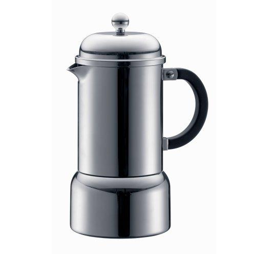 Bodum 10616-16 Espressobereiter CHAMBORD 0,18 Liter