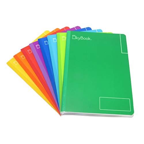 cuaderno cuadro aleman 100 hojas fabricante SKY BOOK