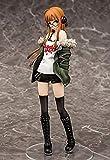Figura de Anime Diosa del Anime Olor Diferente 5 Sakura Doble Hoja PVC Modelo de muñeca móvil Set Box Altura de los niños: 21 cm Escultura Regalo de colección