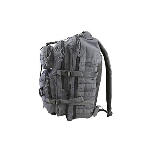 Sac à Dos Hex-Stop 40L Gris - Kombat Tactical