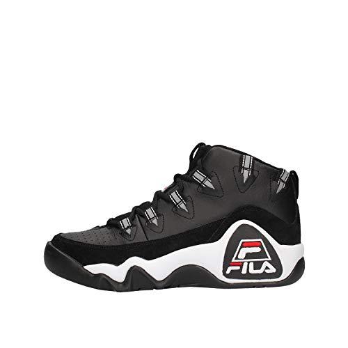 Fila Sneakers Uomo 95 Grant Hill 1 1010579.12A (44-12A Black)
