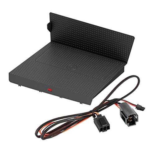 Inbay Universal Qi Smartphone Unterlage Lade Pad Auto KFZ 12V Y-Kabel