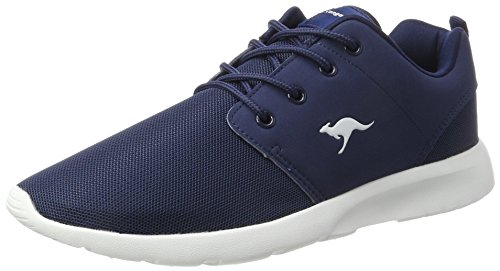 KangaROOS Unisex-Erwachsene Hinu Hallenschuhe, Blau (K Blue), 41 EU