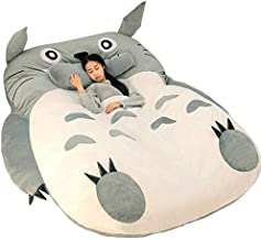 Tatami Mattress Totoro Sleeping Bag Breathable Sofa Bed for Children Lovely Creative Dormitory Mattress Foldable Small Bed...