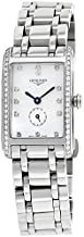Longines L52550716 Ladies Steel Quartz Diamond Set DolceVita Watch L5.255.0.71.6
