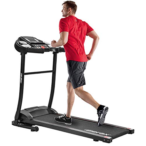 FYC Folding Treadmill for Home Portable Electric Treadmill Running Exercise Machine Compact Treadmill Foldable for Home Gym Fitness Workout Jogging Walking, Easy Assembly (GT L510C) Treadmills