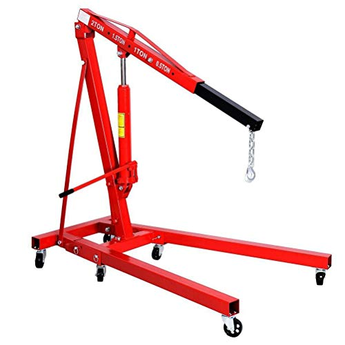 CLIENSY 2 Ton Folding Engine Hoist