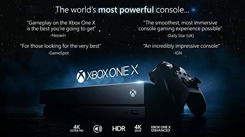 Acheter Console de Jeux Xbox One X 1 To | La Plus Puissante au Monde Microsoft - 6