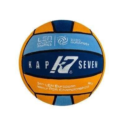 Mega Sport Herren Ball-Europäische ch-budapest-2020-kap7-Größe-5