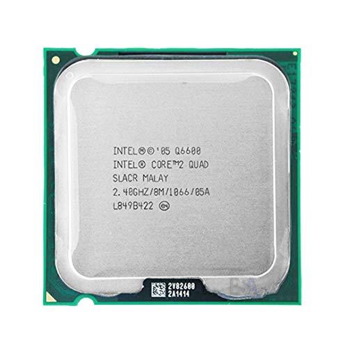 Intel CPU Core2Quad 2.40 GHz Q6600 2.40GHz/8M/1066 Socket 775 Procesador