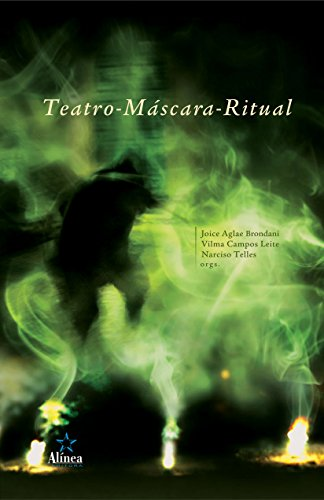 Teatro - Mascara - Ritual (Em Portuguese do Brasil)