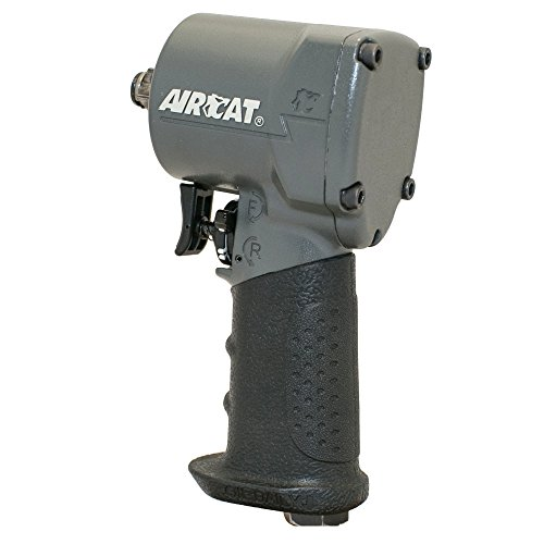 Lowest Price! AIRCAT 1057-TH 1/2 Impact Wrench, Compact, Grey
