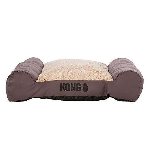 KONG Tough Plush Lounger Dog Bed Offered by Barker...