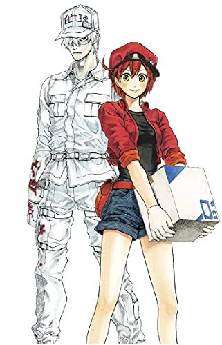 Cells at Work! Complete Manga Box Set! (Cells at Work! Manga Box Set!)