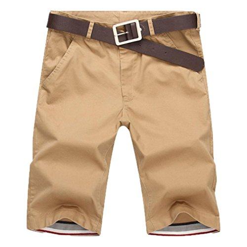 AMUSTER Short für Herren Jeans Shorts Herren Kurze Hose Denim Sommer Jogger Chino Herren Sport Joggen und Training Shorts Fitness Kurze Hose