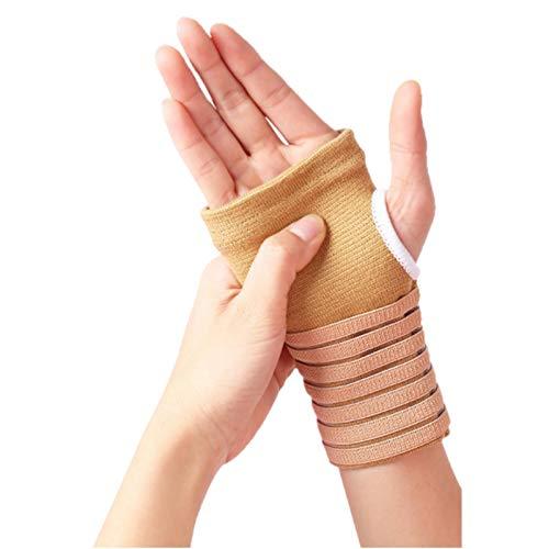 手首 サポーター 親指 リストバンド 腱鞘炎 手根管症候群 保護 着圧設計 手首のケガ 抗菌防臭 吸汗速乾 スポーツ 家事 作業 育児 野球 男女兼用