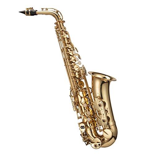 Windsor Alto Saxophone Includes Hard Case - Gold Lacquer Finish