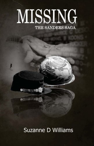 Book: Missing - The Sanders Saga by Suzanne D Williams