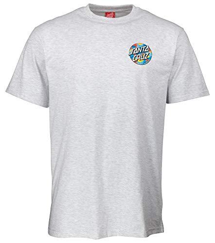 SANTA CRUZ, Primary dot t-shirt, Athletic heather - M